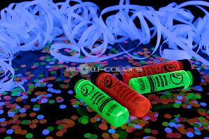 Accessoires carnaval - déguisement fluo