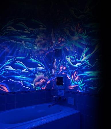 glowcolors | - Comment Faire De La Peinture Fluorescente