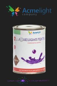 peinture acmelight sérigraphie fluo