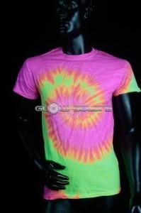 T-Shirt fluo pour se déguiser à Carnaval
